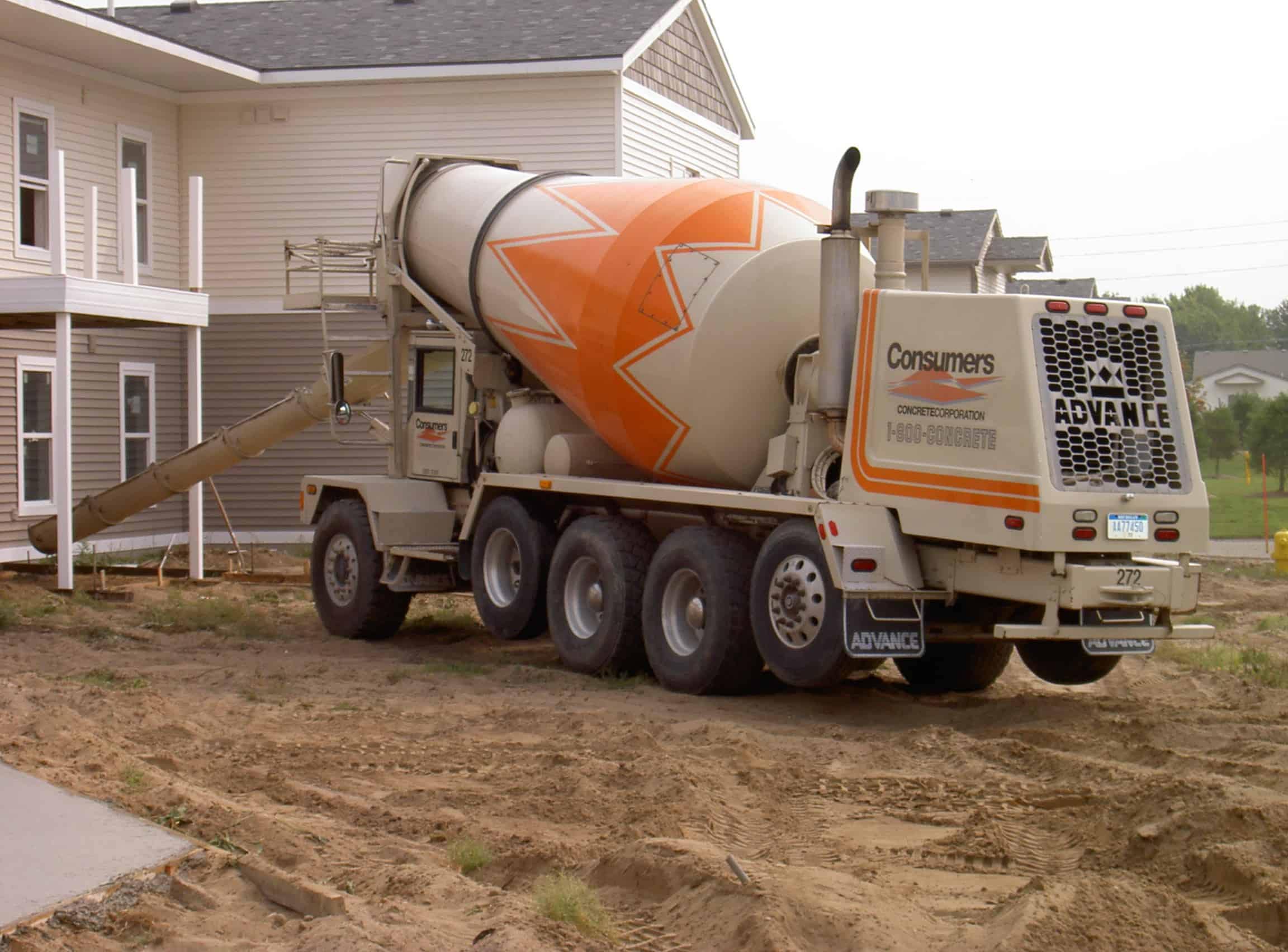 Concrete Grand Rapids  Serving up fresh daily by Consumers