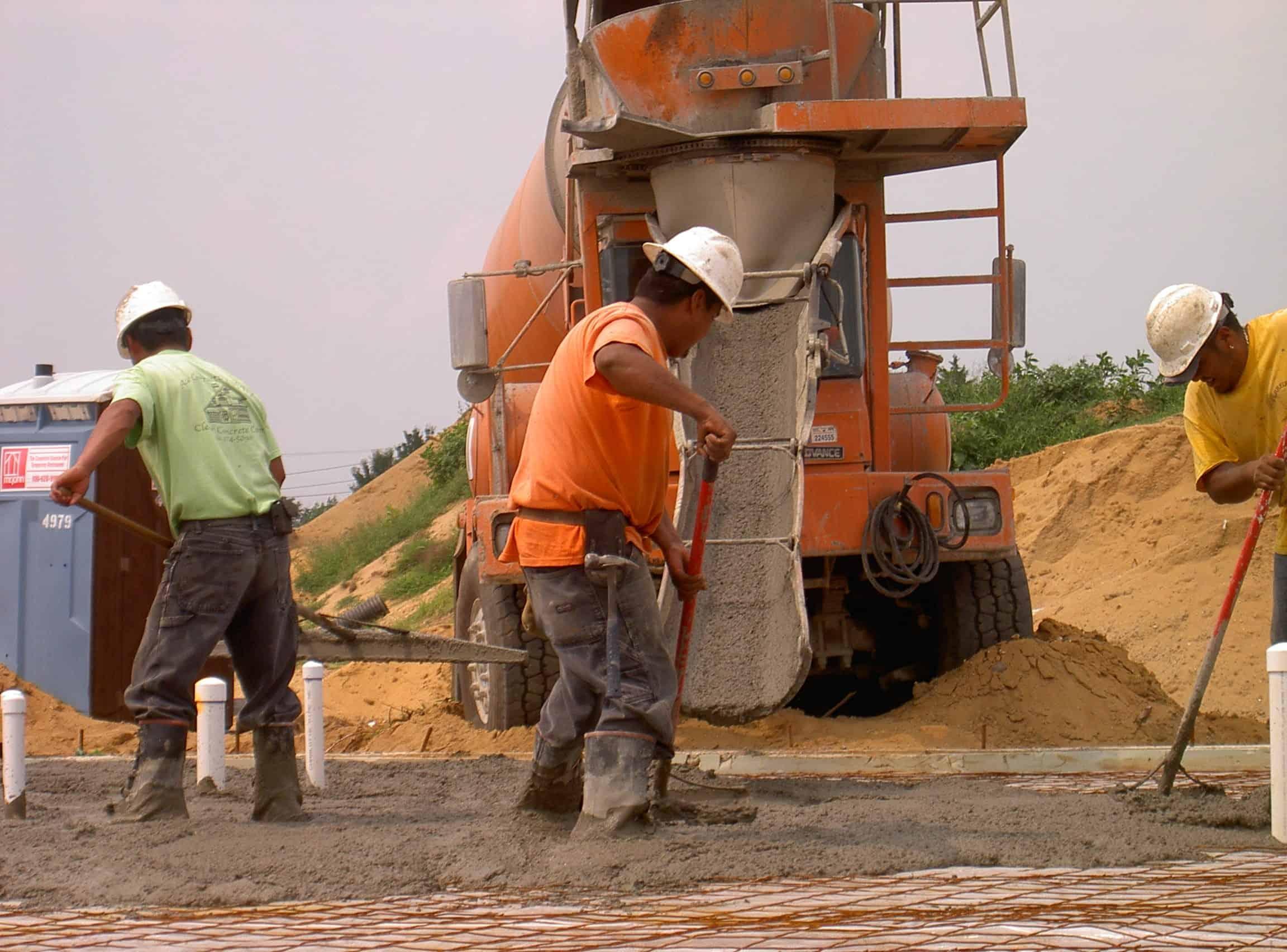 Concrete delivery Metro Miami |1-800-CONCRETE | Concrete delivery ...